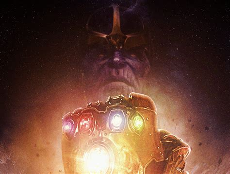 Avengers Infinity War Thanos Hd Wallpaper