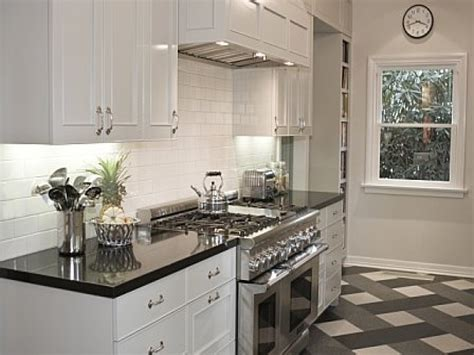 white kitchen cabinets with dark countertops black and white kitchen floor white kitchen cabinets with