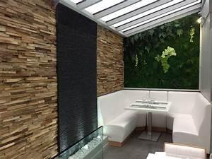 Parement Bois Mural : parement bois mur interieur cgrio ~ Premium-room.com Idées de Décoration