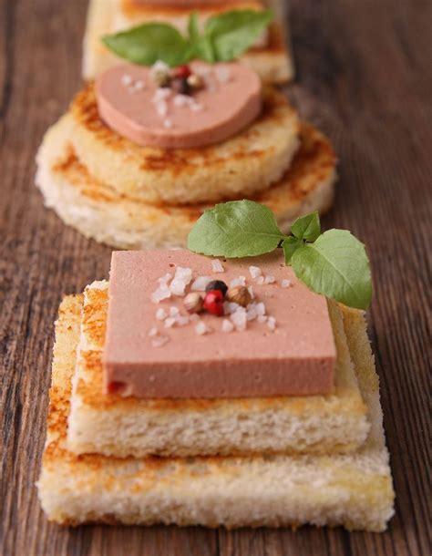 canapé foie gras 116 best images about foie gras on ducks
