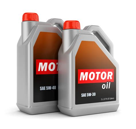 Does The Type Of Motor Oil You Use Make A