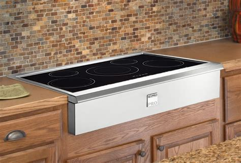 Induction Cooktop Sears by Kenmore Pro 36 Quot Electric Induction Cooktop 4300