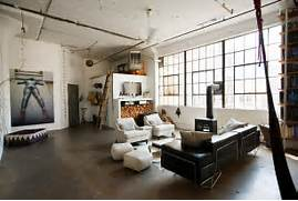 Loft Brooklyn Industrial Interior 04 Trendland The US Joins Forces With International Forces View In Gallery White Attic Home Office Featuring Classical Furniture Modern Home Office 1 On Loft Living Interior Office Design Ideas