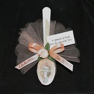 bridal shower favors with kisses of kisses for With wedding rehearsal dinner favors