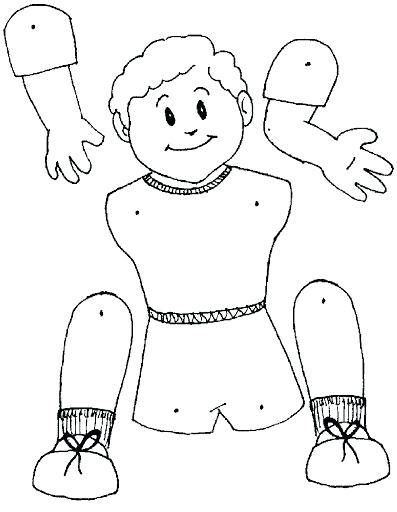 body parts coloring sheets body parts coloring pages
