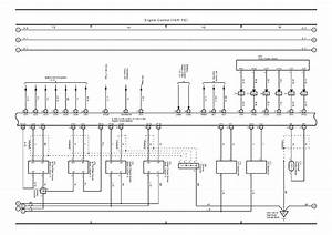 Headlamps Wiring Diagram 2005 Toyota 4runner
