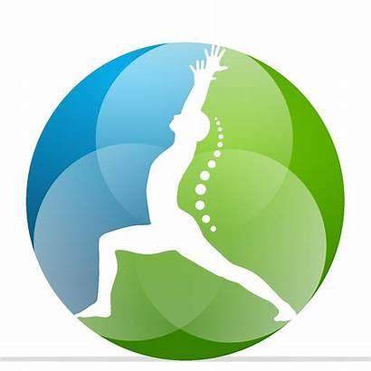 Wellness Clip Health Center Signature Symbol Fitness