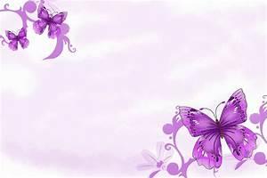 elegant purple butterfly background, Elegant, Purple ...