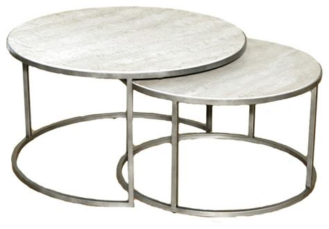 nested tables furniture nesting coffee table shelby