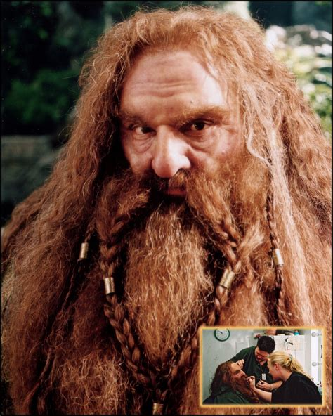 The Lord Of The Rings Dwarfs Gimli John Rhysdavies