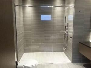 Sliding Shower Door system Pars Glass
