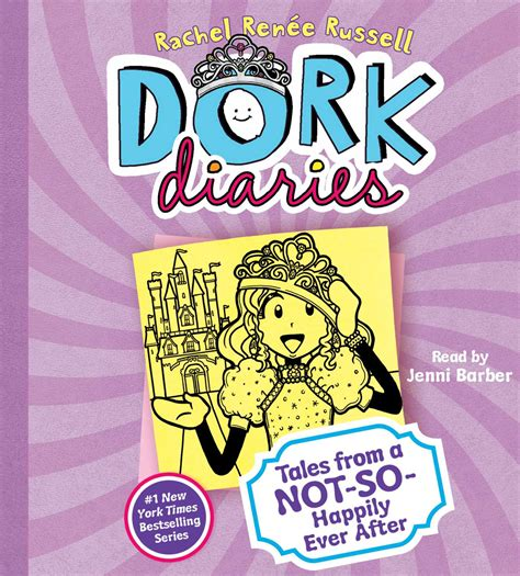 Dork Diaries 8 Audiobook On Cd By Rachel Renée Russell