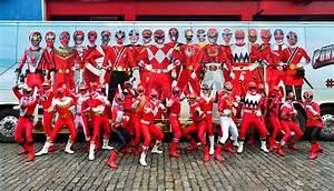 Red Ranger to Make His Macy's Thanksgiving Day Parade Debut