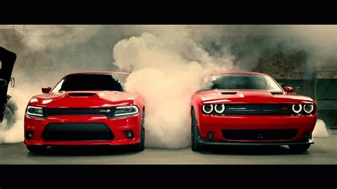 Charger Hellcat Or Challenger Hellcat by Dodge Charger And Challenger Hellcat Commercial 2015