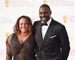 Idris Elba walks BAFTA red carpet with Naiyana Garth | HELLO!