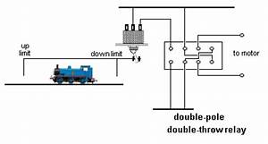 switches change direction of 12v dc motor rotation using With wiring 3 way switch to relay 2