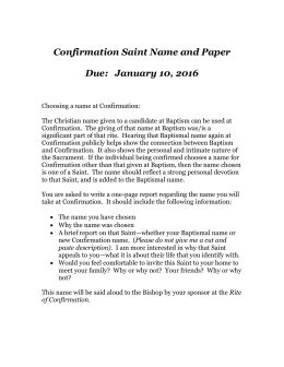 confirmation testing workpaper
