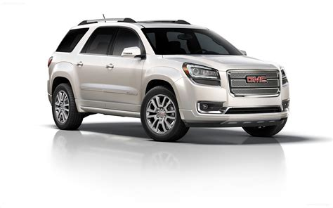 gmc acadia  widescreen exotic car picture
