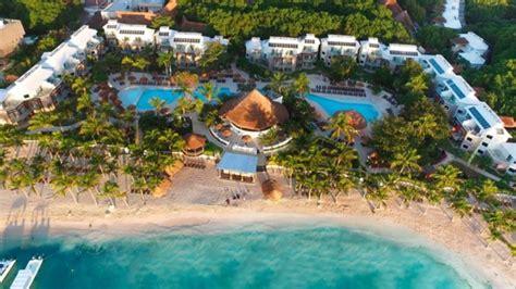 sandos mexico resorts  eco certified   inclusive