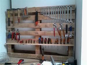 Rangement Outils Garage : rangement outillage atelier ~ Melissatoandfro.com Idées de Décoration
