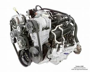 Gm Vortec 4 3l L35 V6 Marine Industrial Engine Workshop