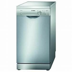 Lave Vaisselle Bosh : lave vaisselle 9 couverts bosch bosch sps50e18eu electro ~ Melissatoandfro.com Idées de Décoration