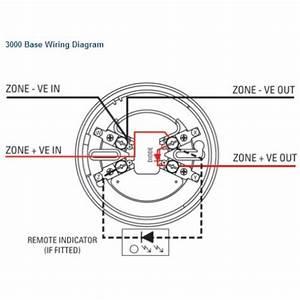 Protec 3000  Op Optical Smoke Detector