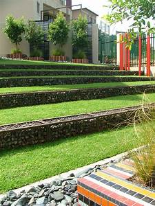 Seat Muret : gabion walls what they are and how to use them in your landscape ~ Gottalentnigeria.com Avis de Voitures