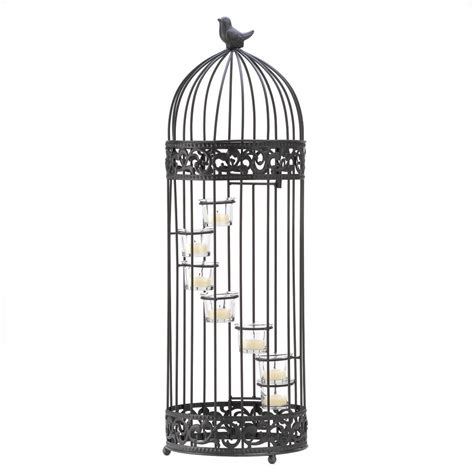 birdcage staircase candle stand wholesale  koehler home