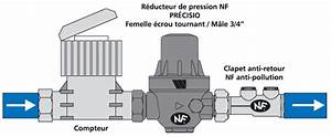 Clapet Anti Pollution : ordre montage r ducteur de pression clapet anti retour ~ Melissatoandfro.com Idées de Décoration