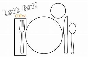 56 Table Setting Placemat Template  5 Best Images Of Free Printable Thanksgiving Placemats