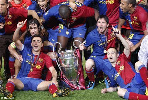 Барселона 2-0 Манчестер Юнайтед / Лига Чемпионов 2008-2009 / Финал - смотреть видео онлайн