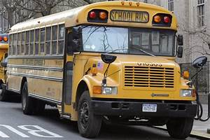 New York City's school buses are hell on wheels