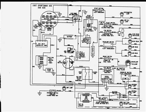 Collection Polaris Sportsman Wiring Diagram