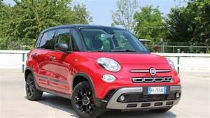 Essai Fiat 500 L  2017    L U0026 39 H U00f4te L