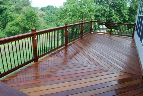 Deck Railing Pictures Ideas by Epay Wood Price