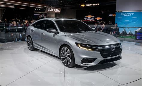 Honda Civic 2019 Revised Styling New Tech