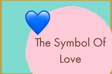 What Does The Blue Heart Emoji Mean? How To Use It