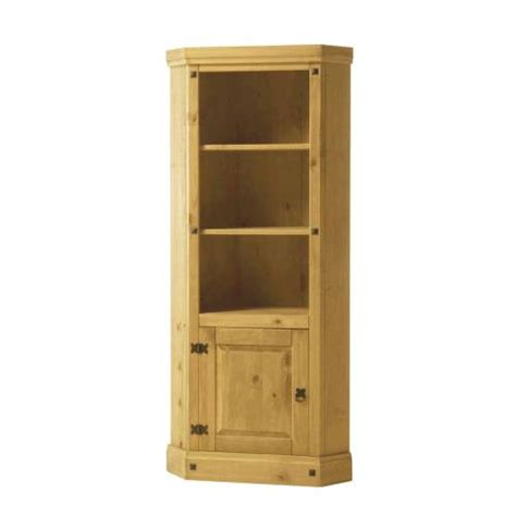 Corner Cabinet Bookcase by Pine Corner Shelves 18 Image Wall Shelves