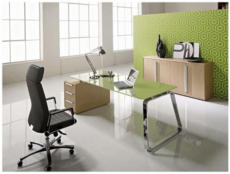 Bureau En Verre Design Seventies