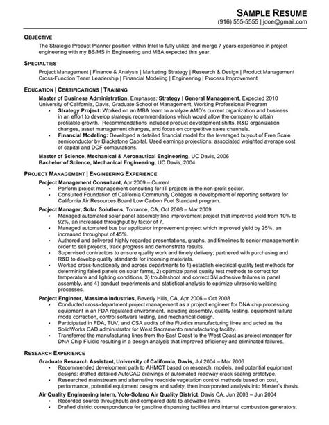 Chronological Resume Generator by Printable Chronological Resume Exle