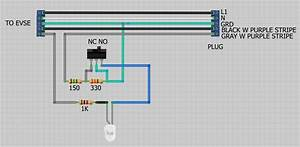 J1772 Evse Plug Broke Off