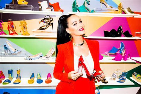 Katy Perry Shoe Line