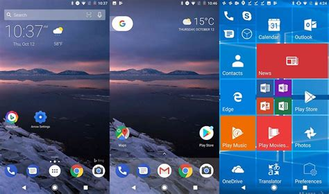 what does microsoft s android app ecosystem to offer