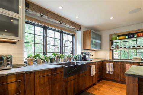 meubles muraux cuisine meuble de cuisine rustique relooking meubles cuisine