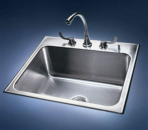Just Sinks by Drop In Sink Stainless Steel Single Bowl Quailty Made In
