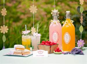 Garden Party Printables - Evermine Occasions