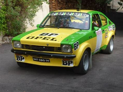 Opel Car For Sale by Racecarads Race Cars For Sale 187 Opel Kadett Gte Groupe 4