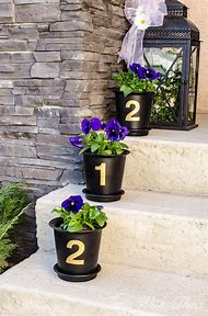 Best spring flower pots ideas and images on bing find what you spring flower pot decorating ideas mightylinksfo