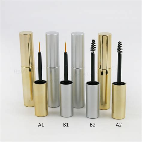 The entire library of our object mockups is at your disposal. New Arrival 100 x Empty 8ml UV Gold Silver Mascara Tube ...